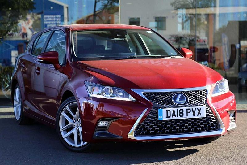 Lexus CT 200h 1.8 SE Plus Pack